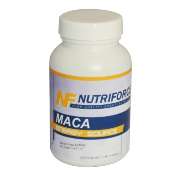 MACA Energy Source NUTRIFORCE front